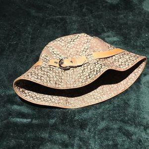 Authentic Coach Rain Hat
